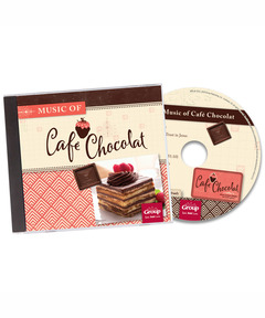 Music of Cafe Chocolat CD