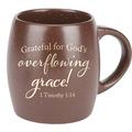Cafe Chocolat Overflowing Grace Mug