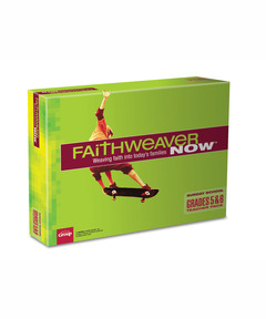 FaithWeaver NOW Grades 5 & 6 Teacher Pack - Winter 2020-21