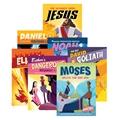 Bible Hero Cards