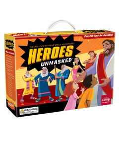 Heroes Unmasked Kit