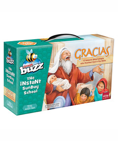 Buzz - Pre-K&K Kit Gracias Winter 2020-21