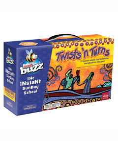 Buzz Grades 1&2 Twists 'n Turns Kit - Winter 2020-21