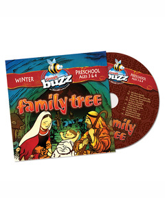 Extra Buzz CD - Preschool Family Tree Winter 2020-21