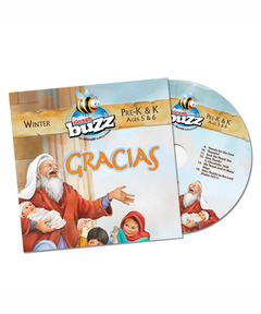 Extra Buzz CD - Pre-K&K Gracias Winter 2020-21