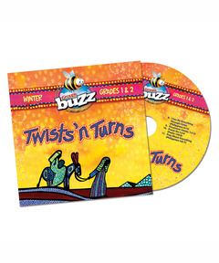 Buzz Grades 1&2 Twists 'n Turns CD - Winter 2020-21