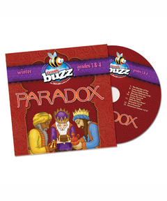 Buzz Grades 3&4 Paradox CD - Winter 2020-21
