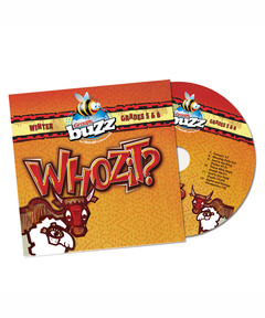 Buzz Grades 5&6 Whozit? CD - Winter 2020-21
