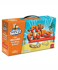 Buzz Pre-K&K Kit Flip Flops - Spring 2021