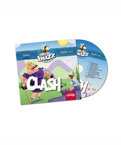 Buzz Grades 1&2 Clash CD - Spring 2021