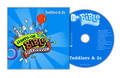 Hands-On Bible Curriculum Toddlers & 2s Extra CD – Spring 2021
