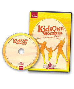 KidsOwn Worship DVD – Spring 2021