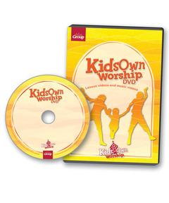 KidsOwn Worship DVD – Spring 2021