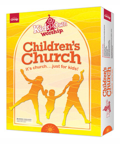 KidsOwn Worship Kit – Spring 2021