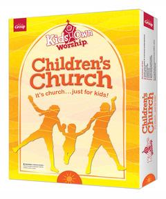 KidsOwn Worship Kit – Spring 2021
