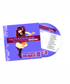 FaithWeaver NOW Pre-K & K CD - Spring 2021