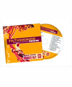 FaithWeaver NOW Grades 1&2 CD - Spring 2021