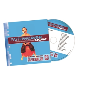 FaithWeaver NOW Preschool CD - Summer 2021