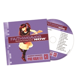 FaithWeaver NOW Pre-K & K CD - Summer 2021