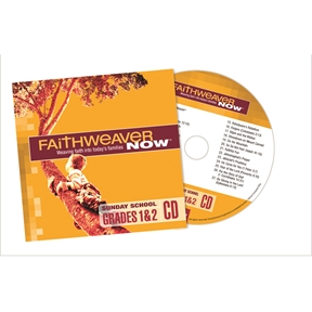 FaithWeaver NOW Grades 1&2 CD - Summer 2021
