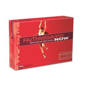 FaithWeaver NOW Grades 3 and 4 Teacher Pack - Summer 2021