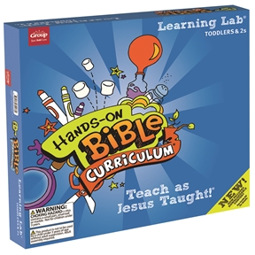 Hands-On Bible Curriculum Toddlers & 2s Learning Lab – Summer 2021