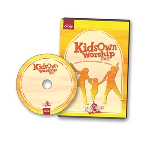 KidsOwn Worship DVD – Summer 2021