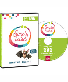 Simply Loved Elementary Buddy Video DVD—Quarter 3