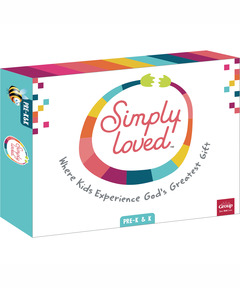Simply Loved Pre-K & K Kit—Quarter 3