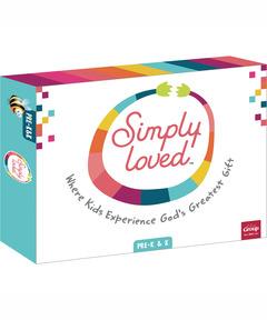 Simply Loved Pre-K & K Kit—Quarter 3