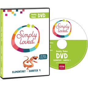 Simply Loved Elementary Buddy Video DVD—Quarter 4