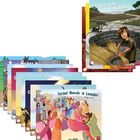 Simply Loved Bible Story Poster Pack—Quarter 4