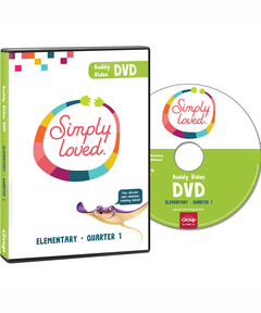 Simply Loved Elementary Buddy Video DVD - Quarter 1