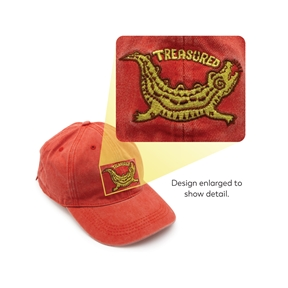 Treasured Crew Leader Cap