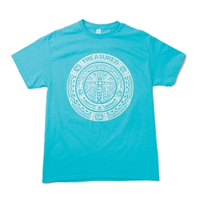 Treasured Staff T-shirt, Adult Sm (34-36)