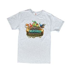 Treasured Theme T-shirt, Adult Sm (34-36)