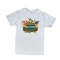 Treasured Theme T-shirt, Adult Med (38-40)