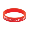 Treasured Watch for God Wristband