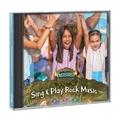 Treasured Sing & Play Rock Music CD