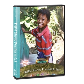 Treasured KidVid Stories: Priceless to God DVD