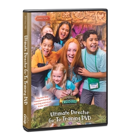 Treasured Ultimate Director Go-To Training DVD