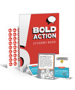 Be Bold Student Pack - Holiday