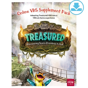 Treasured Online VBS Supplement Pack