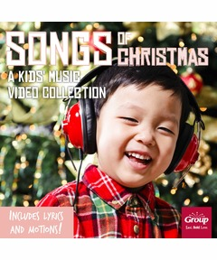 Songs of Christmas: A Kids' Music Video Collection