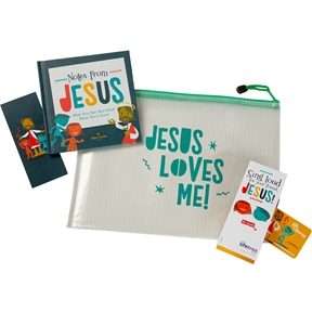 Notes From Jesus Gift Set