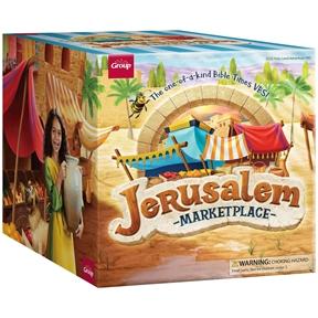 Jerusalem Marketplace VBS Starter Kit