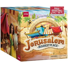 Jerusalem Marketplace VBS Ultimate Starter Kit Plus Digital