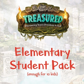 Treasured Elementary Student Pack