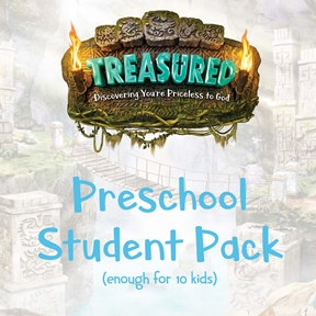 Treasured Preschool Student Pack
