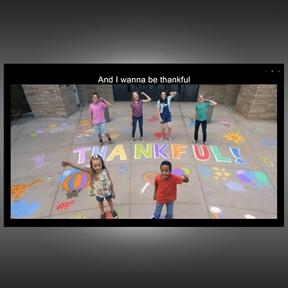 Thankful Music Video